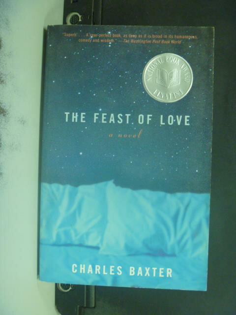 ~書寶 書T6/原文小說_GMY~The Feast of Love