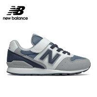 New Balance 美國慢跑鞋/跑步鞋推薦【New Balance】童鞋_中性_丈青_YV996PNV-W楦