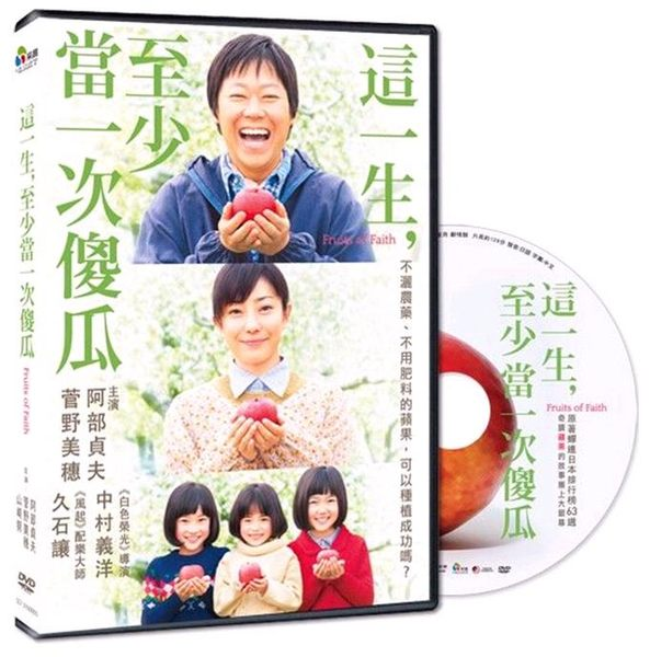 這一生,至少當一次傻瓜 DVD 這一生至少當一次傻瓜(音樂影片購)