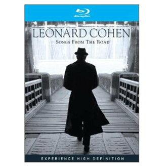 李歐納孔 旅人之歌 2008-2009世界巡迴演唱精選 藍光BD Leonard Cohen Songs From The Road