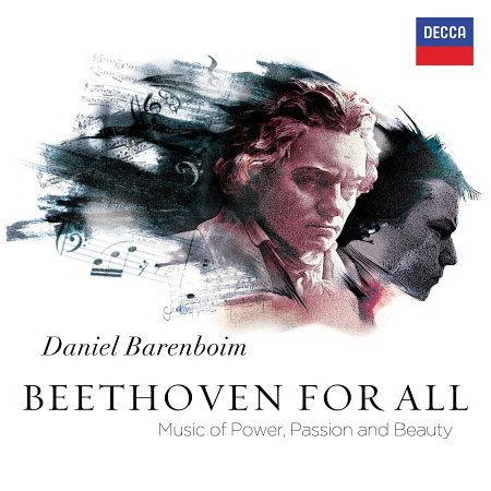 我愛貝多芬  CD 力量、熱情與絕美的音樂 BEETHOVEN FOR ALL Music