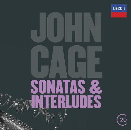 約翰.凱基:預備鋼琴之奏鳴曲與插曲 CD JOHN CAGE: Sonatas and I