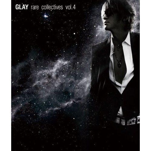 GLAY rare collectives vol.4 專輯CD (雙片裝) 滿載GLAY史上不可或缺的夢幻曲目第四彈(音樂影片購)