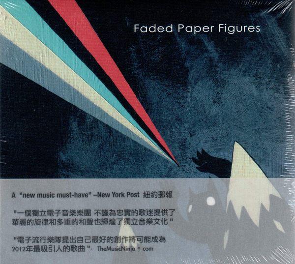 FPF創手稿樂團 CD 3片裝合輯 Faded Paper Figures ^(音樂影片購
