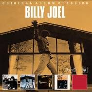比利喬 專輯全集 CD Billy Joel Original Album Classic