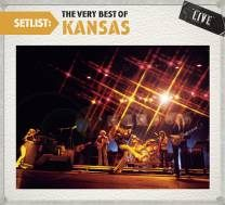 堪薩斯合唱團 巨星演唱會錄音精選 CD Kansas Dust In The Wind Magnum Opus (音樂影片購)