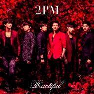 2PM Beautiful CD 俊昊 只要你在 野獸偶像 日文單曲 韓國黑醋廣告曲 靈魂人物 (音樂影片購)