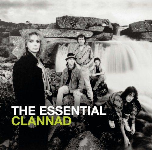 克蘭納德家族合唱團 世紀典藏 雙CD Clannad The Essential Clanna U2主唱Bono In A Lifetime