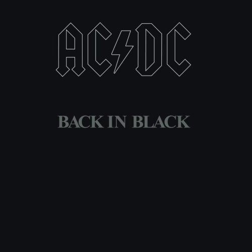 AC DC 回歸黑暗 CD AC DC  Back In Black Shoot To T