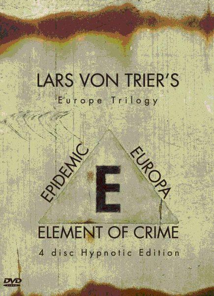 驚悚催眠術 拉斯馮提爾之歐洲三部曲 DVD 平裝 (音樂影片購)