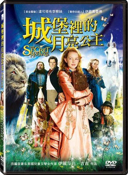 城堡裡的月亮公主 DVD The Secret of Moonare 驚奇四超人伊恩葛魯佛