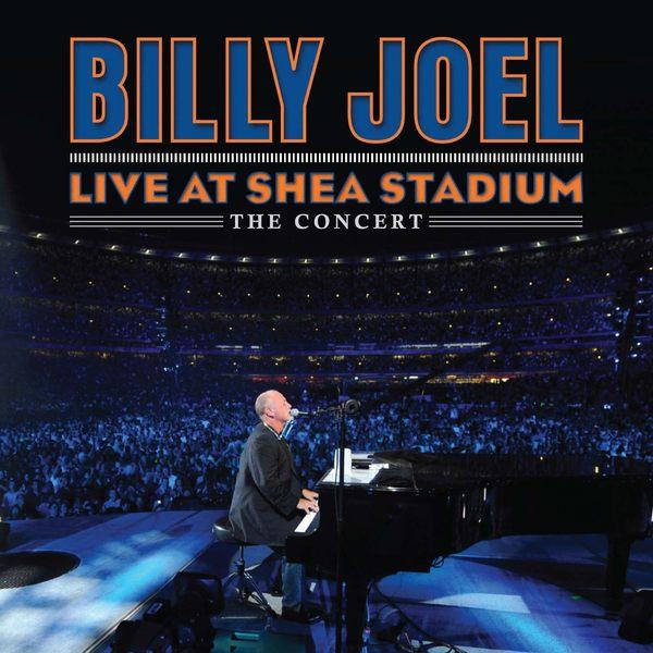比利喬 紐約Shea體育場演唱會實況DVD Billy Joel Live at Shea Stadium 鋼琴詩人 (音樂影片購)