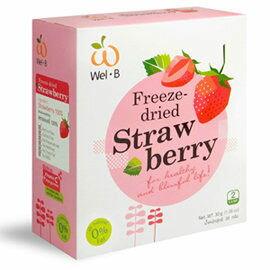 Wel.B 草莓鮮果乾30g Wel B 水果乾