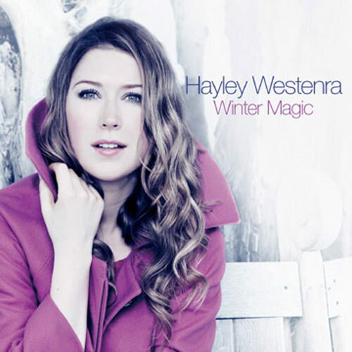 海莉 魅力冬戀 CD Hayley Westenra Winter Magic River