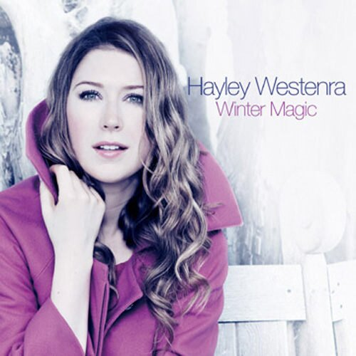 海莉 魅力冬戀 CD Hayley Westenra Winter Magic River Sleigh Ride 羅南 (音樂影片購)