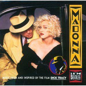 瑪丹娜 屏息 CD Madonna I'm Breathless Sooner Or Later Hanky Panky Cry Baby (音樂影片購)