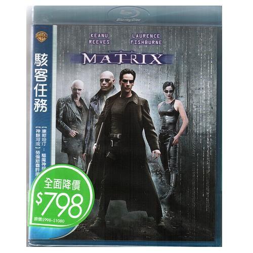 駭客任務 藍光BD The Matrix 康斯坦汀驅魔神探捍衛戰警當地球停止轉動小活佛基努李維(音樂影片購)