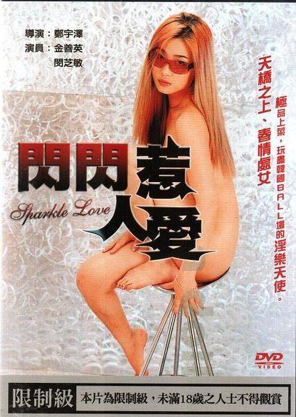 閃閃惹人愛 DVD SPARKLE LOVE 金善英 閔芝敏 限制級 單純大學生 校外租屋