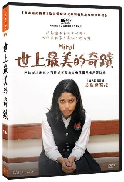 世上最美的奇蹟 DVD (音樂影片購)