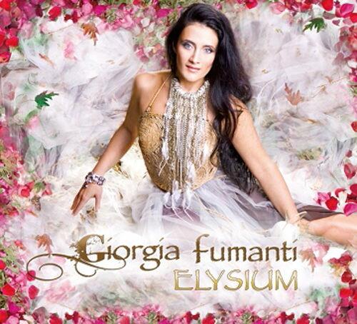 喬琪亞芙曼蒂瑰麗天堂 CD ELYSIUM月亮代表我的心Nessun Dorma公主徹夜未眠 (音樂影片購)