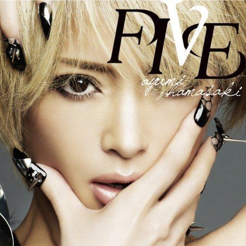 濱崎步 迷你專輯CD附DVD FIVE 5步曲 Ayumi hamasaki progress前進Why beloved (音樂影片購)
