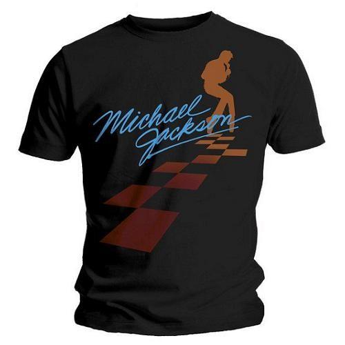 麥可傑克森MICHAEL JACKSON 2009 O2演唱會及官方指定T恤 SQUARE DANCING MJ 男款S號(音樂影片購)