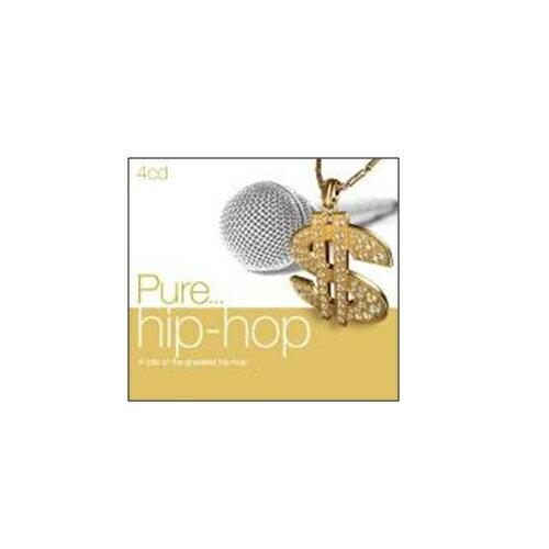 純嬉哈 全紀錄CD  4片裝  Pure Hip Hop Jay~Z Outkast Na