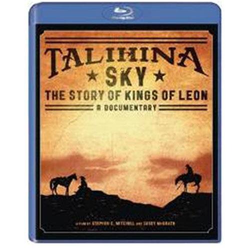 塔莉西娜的天空 里昂王族 樂團紀錄片 BD藍光 Talihina Sky The Story of Kings Of Leon (音樂影片購)