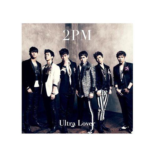 2PM Ultra Lover 第三張日文單曲CD附寫真集 韓國野獸派團體 I\
