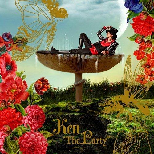 Ken The Party 專輯CD附DVD L\