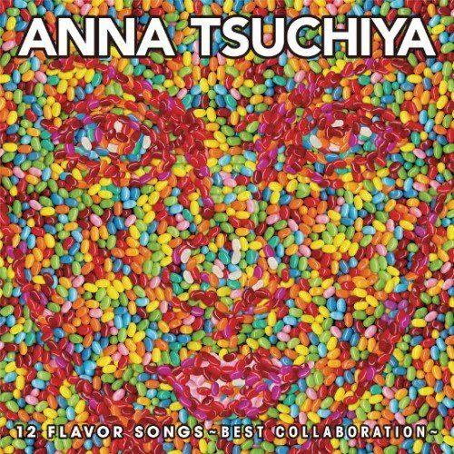 土屋安娜12風味好音樂合作精選 初回版CD加DVD 12 FLAVOR SONGS~BEST (音樂影片購)