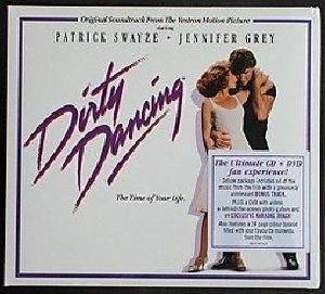 熱舞17 電影原聲帶 二十週年 加料升級盤 CD附DVD Dirty Dancing OS