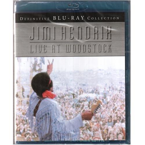 吉米罕醉克斯 胡士托演唱會 藍光BD JIMI HENDRIX LIVE AT WOODSTOCK (音樂影片購)