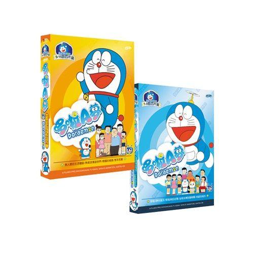 小叮噹哆啦A夢 TV特別版DVD 1-16話小丁噹 大雄 宜靜 時光機 DORAEMON (音樂影片購)