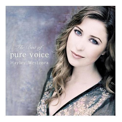 海莉 純淨之最 日本限定盤 專輯CD Hayley Westenra The Best Of Pure Voice (音樂影片購)