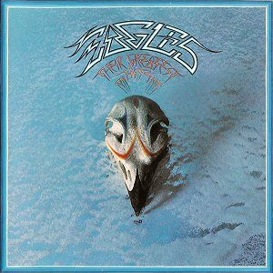 老鷹合唱團 名曲 輯CD Eagles Greatest Hits Desperado 亡