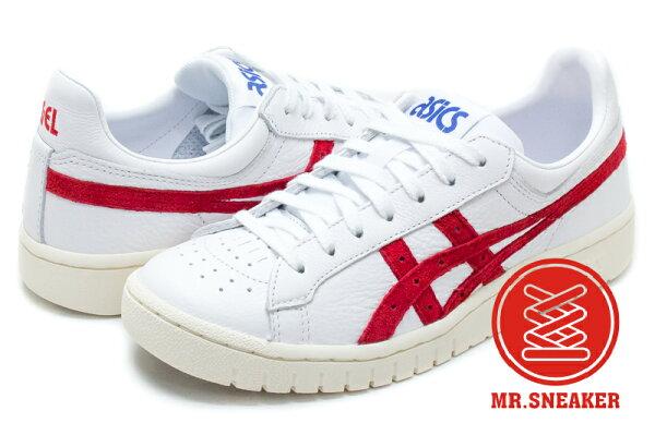 ☆Mr.Sneaker☆ASICSTigerGEL-PTG澤北榮治白紅H8M2L0123現貨