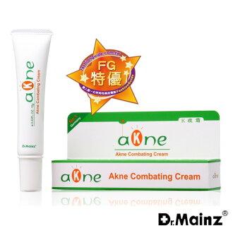 【Dr.Mainz麥茵茲】Akne-K痘霜(15g/瓶)【淨妍美肌】