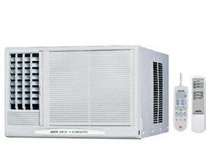 【三洋 SANLUX】4-6坪 窗型冷氣 SA-L28B