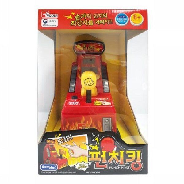 指力王拳擊機【鯊玩具ToyShark】