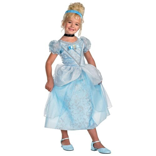 Disguise - Disney Princess Cinderella Deluxe -  4 Years 0