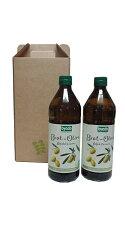 《小瓢蟲生機坊》德國Byodo高燃點橄欖油禮盒750ml/瓶x2罐 油品 特價!!990元(原價1360元)  數量有限售完為止