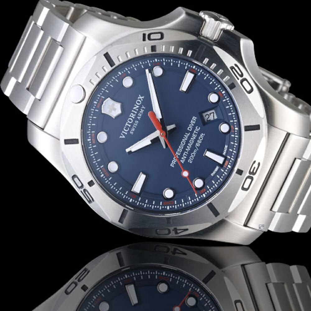 VICTORINOX SWISS ARMY 瑞士維氏 I.N.O.X. Professional Diver 潛水錶 VISA-241782