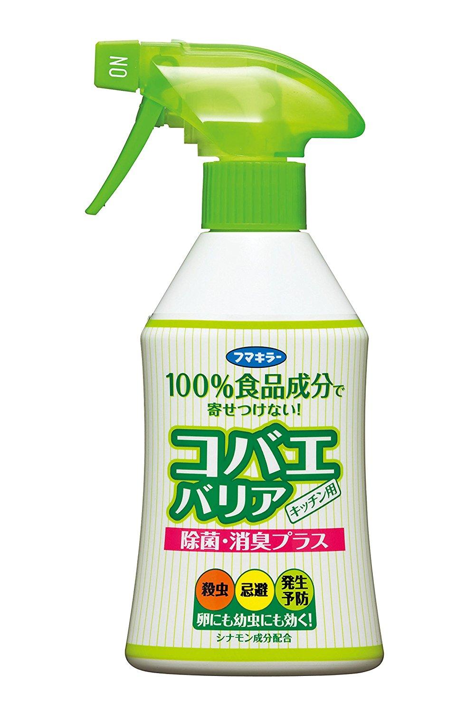 日本 福馬 Fumakilla 純天然成分果蠅防制清潔噴霧 200ml