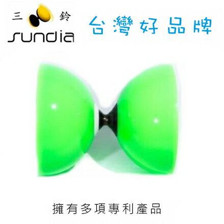SUNDIA 三鈴 長軸培鈴系列 Fly.1B.G飛漾綠 / 個