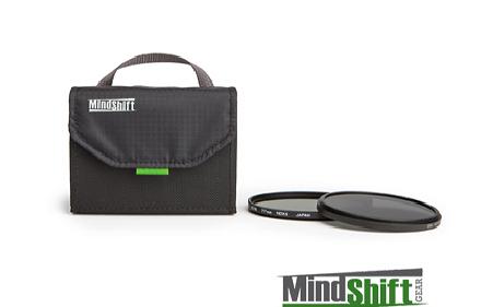 Nikon-Mall:【MindShift】曼德士MS920迷你圓形濾鏡收納包