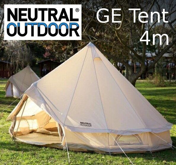 Neutral Outdoor GE Tent 4 帳篷 NT-TE03 台北山水
