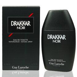 Guy Laroche Drakkar Noir 姬龍雪黑色達卡男性淡香水 200ml 17332《Belle倍莉小舖》