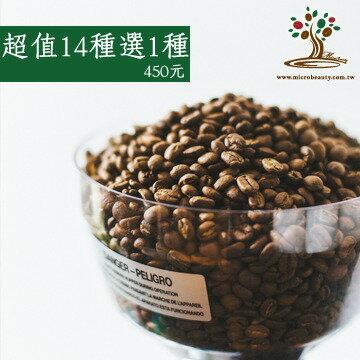 <br/><br/>  [微美咖啡]-超值-14種選1種,1磅450元 咖啡豆,全館滿500元免運費,新鮮烘焙<br/><br/>