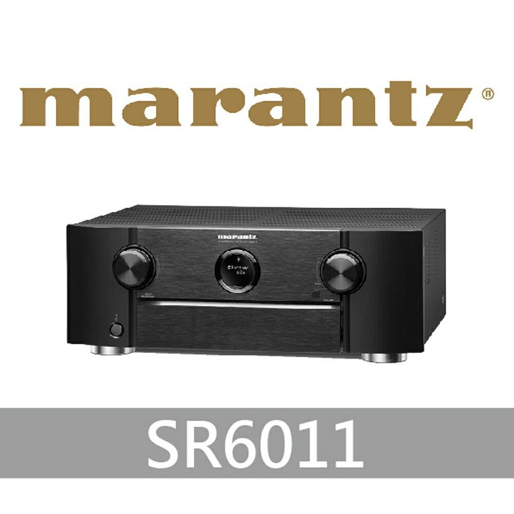 【 Marantz 】SR6011 9.2 聲道環繞AV擴大器
